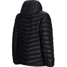 Peak Performance M's Ice Down Hooded Jacket Black